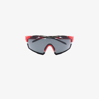 Rudy Project Red Cutline Optics Smoke Sunglasses