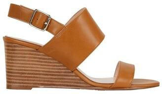 Jane Debster Diana Light Tan Glove Sandals