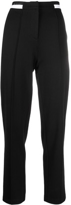 Calvin Klein Jeans Monochrome Tapered Trousers