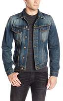 Nudie Jeans Men's Billy Blue Friend Jacket