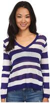 Kensie Sheer Sweater KS4K5741