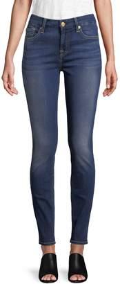 7 For All Mankind B(air) Denim Skinny Jeans