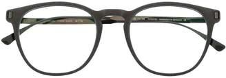 Mykita round frame optical glasses