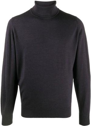 John Smedley Turtleneck Wool Sweater