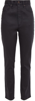 Marc Jacobs High-rise Slim-leg Jeans