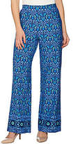 C. Wonder Regular Engineered Floral Tile Print Pants