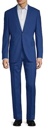 Saks Fifth Avenue Extra Slim Fit 2-Piece Suit