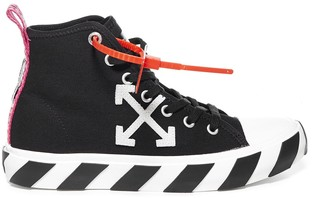Off-White Arrow High Top Sneakers