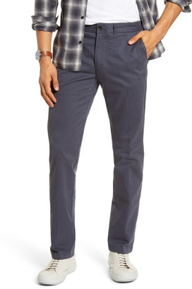 1901 Ballard Slim Fit Peached Twill Chino Pants