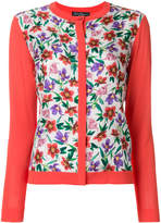 Salvatore Ferragamo floral button cardigan