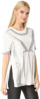 Herve Leger Short Sleeve T-Shirt