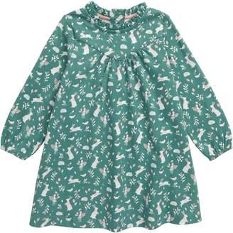 Boden Mini Long Sleeve Jersey Dress