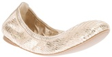 Tory Burch textured ballerina pump