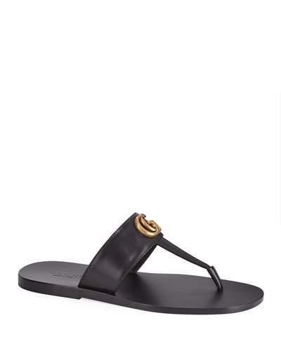 adddd2bd1 Gucci Black Men's Sandals | over 90 Gucci Black Men's Sandals | ShopStyle