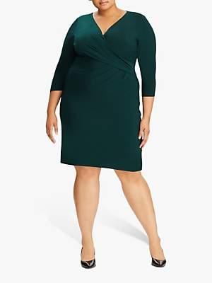 Ralph Lauren Ralph Curve Cleora Jersey Dress