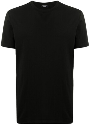 DSQUARED2 logo-print cotton T-shirt