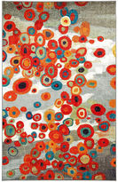 Mohawk Home Strata Tosseed Floral Printed Rectangular Rugs