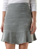 Royal Robbins Carly Skirt - UPF 50+, Stretch Ribbed Canvas (For Women)