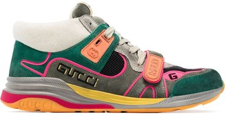 Gucci Ultrapace mid top sneakers