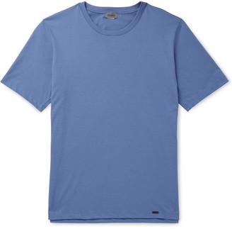 Hanro Night & Day Cotton-Jersey Pyjama Top