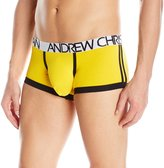 Andrew Christian Men's Almost Naked Tagless Bamboo Sports Boxer