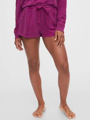 Gap Slub Jersey Shorts