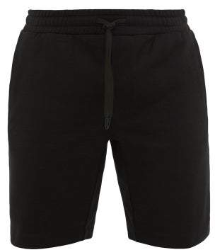 Iffley Road Hastings Stretch-jersey Shorts - Mens - Black