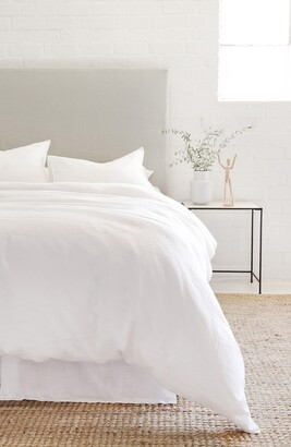 Pom Pom at Home Parker Linen Duvet Cover & Sham Set