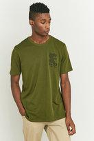 Nike Sb Green Dry Leopard T-shirt