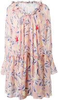 See by Chloe printed smock dress