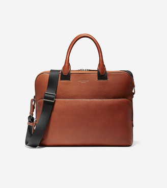 Cole Haan GRANDSERIES Leather Attache
