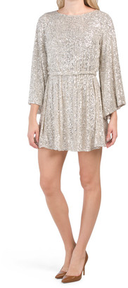 Maggie Sequin Dress