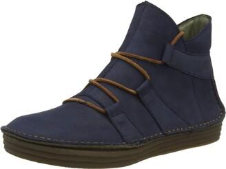 El Naturalista Women's Rice Field Ankle Boots