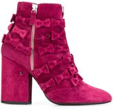 Laurence Dacade 'Mery' boots - women - Leather/Calf Suede - 36