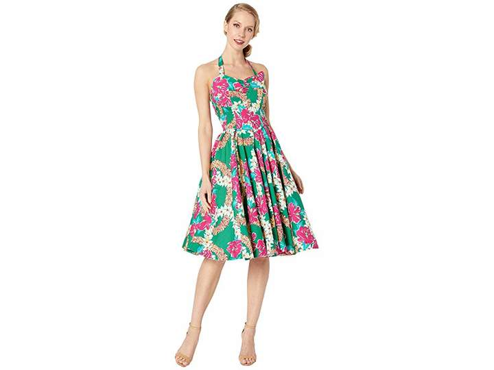 f55552503af Unique Vintage Fitted Dresses - ShopStyle