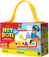 Educational Insights Hot Dots Jr. Shapes Card Set