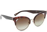 Marc Jacobs Rope Rim Sunglasses