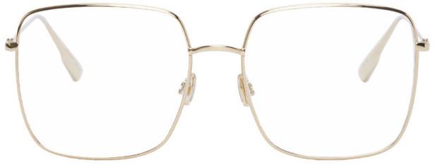 Christian Dior Gold DiorStellaire1 Glasses