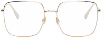 Christian Dior Gold DiorStellaire1 Glasses