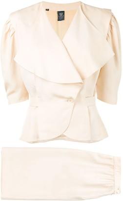 Emanuel Ungaro Pre Owned Two-Piece Suit