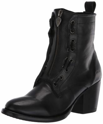 Mark Nason Los Angeles Women's Mid-High Double Zip Boot Fashion