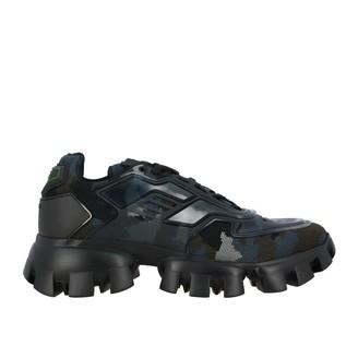 Prada Cloudbust Thunder Camouflage Sneakers