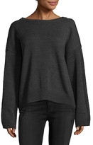Lucca Couture Sophie Dropped Shoulder Sweater