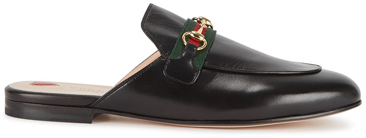 Gucci Backless Loafers   Shop the world