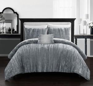 Chic Home Westmont 8-Piece Queen Comforter Set Bedding