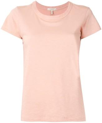 Rag & Bone shortsleeved organic-cotton T-shirt