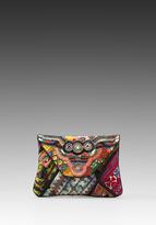 Antik Batik Aeden Clutch