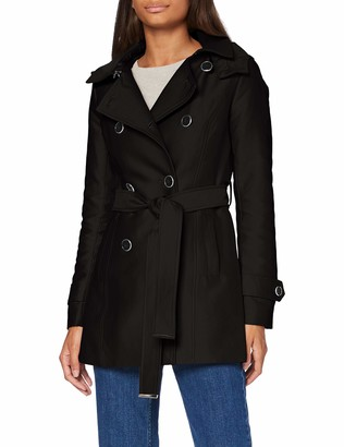 Morgan Women's Trench mi-Long Gustav Trenchcoat