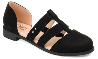 Journee Collection Clarise Flat
