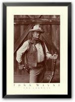 "Art.com John Wayne"" Framed Art Print By Bob Willoughby"